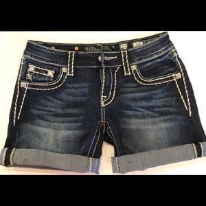 NWOT! Miss Me Shorts!